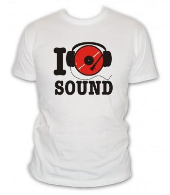 I Love sound vinyl