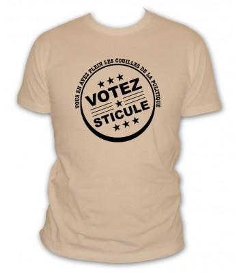 Votez sticule