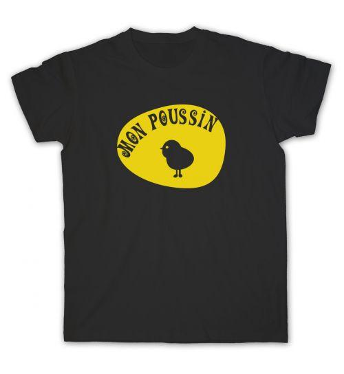 T-shirt mon poussin