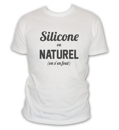 Silicone ou naturel