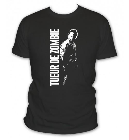 T-shirt Tueur de zombie