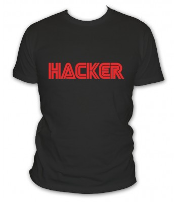 T-shirt Hacker Mr Robot
