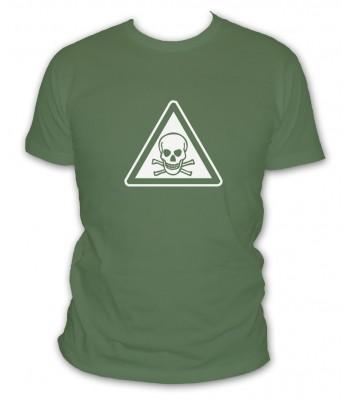 T-shirt mort
