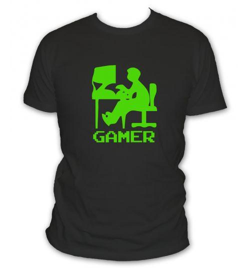 T-shirt Gamer