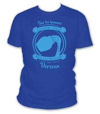 T-shirt Verseau