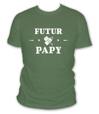 T-shirt papy