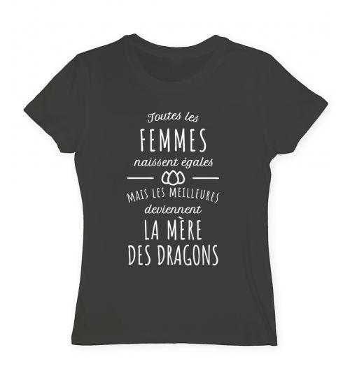Tee shirt daenerys