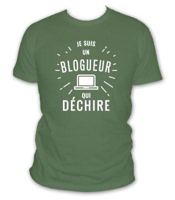je suis un blogueur qui déchire