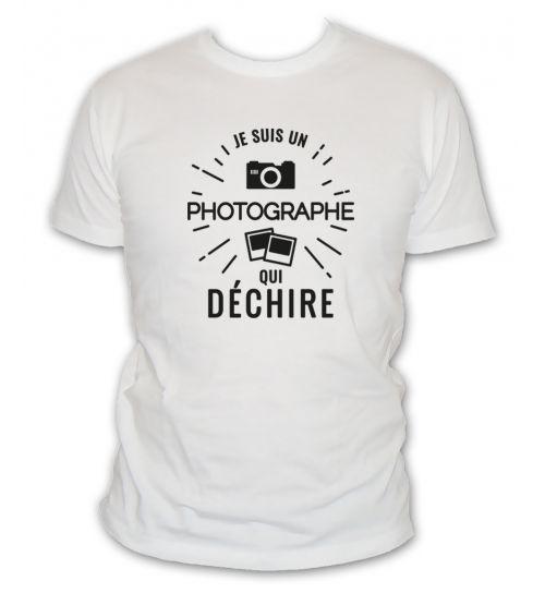 Je suis un photographe qui déchire