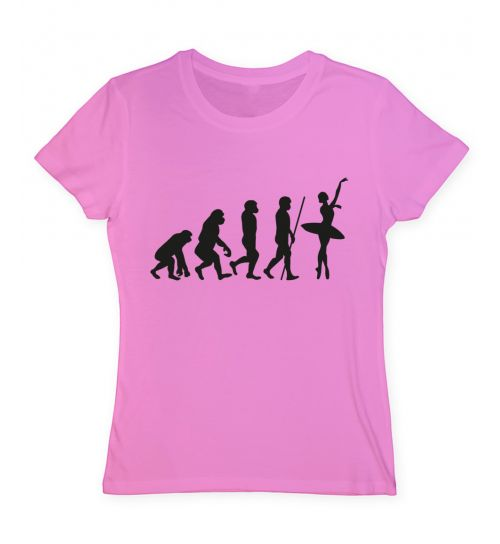 tee shirt danseuse