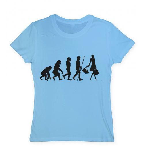 Evolution shopping