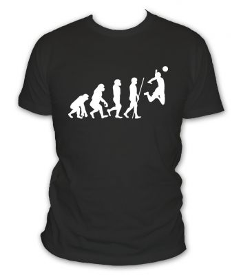 Tee shirt evolution Volley Ball