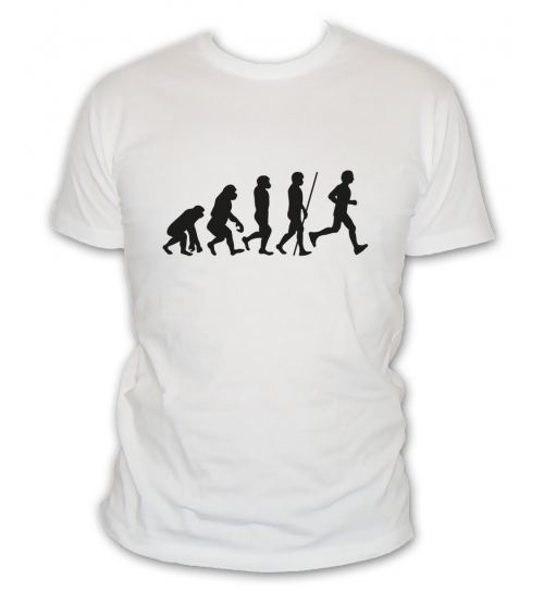 T shirt evolution