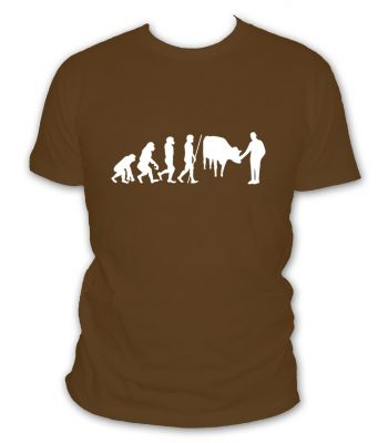 Tee shirt evolution Eleveur