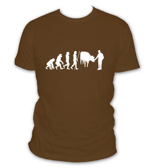 Tee shirt evolution Eleveur
