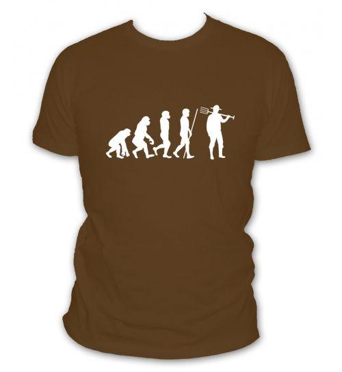 Tee shirt agriculteur