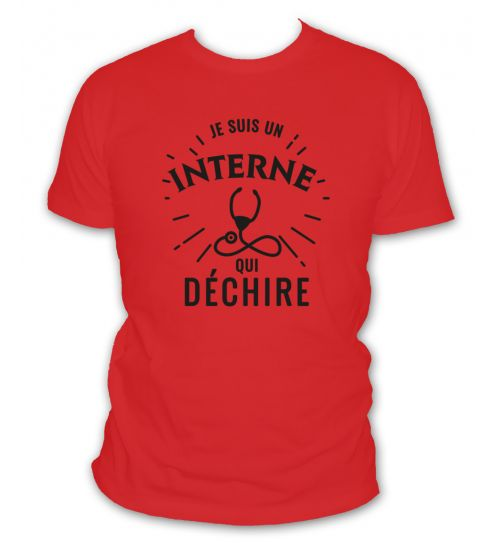 Tee shirt interne