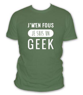tee shirt geek