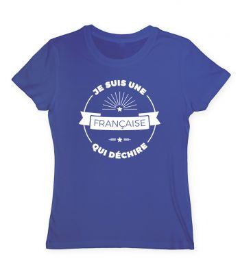 Tee shirt francaise