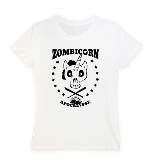 Tee shirt zombie