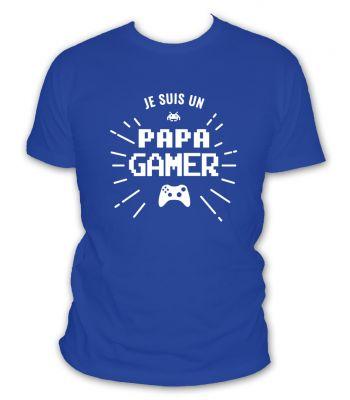 Je suis un papa gamer