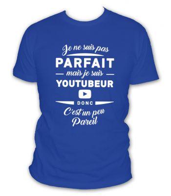 je ne suis pas parfait mais je suis youtubeur