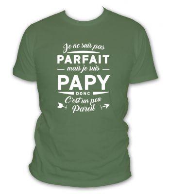 je ne suis pas parfait mais je suis papy