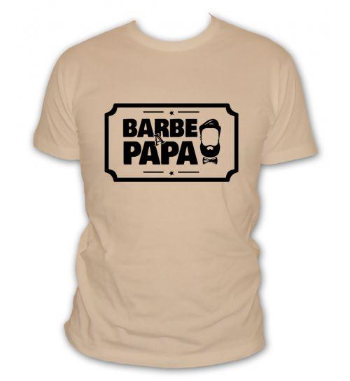 Tee shirt Barbe a papa