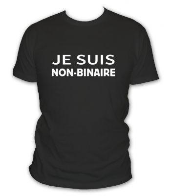 Je suis non binaire