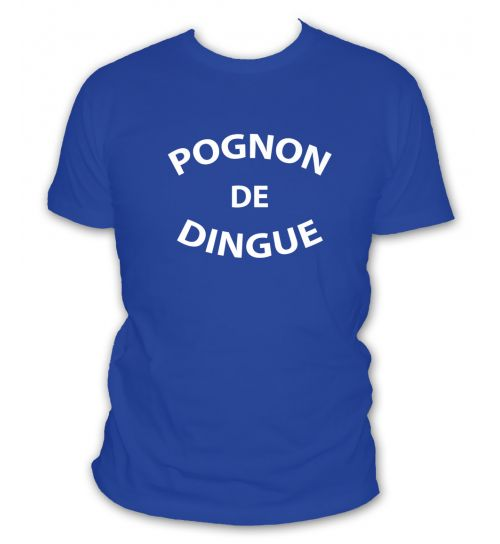 t-shirt Pognon de dingue