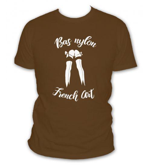 tee shirt Bas nylon