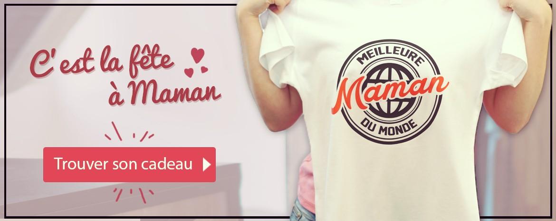 T-shirt fete des mères