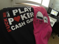 Fuck me i play poker cash game