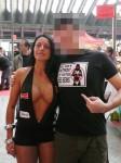 Il est interdit de montrer ses seins