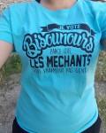 Je vote Bisounours parce que les mechants sont vraiment pas gentils