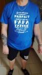 Je ne suis pas parfait mais je suis papa tatoué