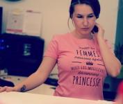 Toutes les femmes naissent égales mais les meilleures deviennent princesses