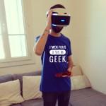 Je m'en fou je suis un geek
