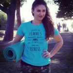 Toutes les femmes naissent égales mais les meilleures font du fitness