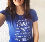 Toutes les femmes naissent égales mais les meilleures bossent dans la communication