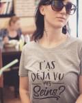 T-shirt je montre mes seins