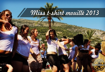 Video de l'éléction de miss t-shirt mouillé 2013