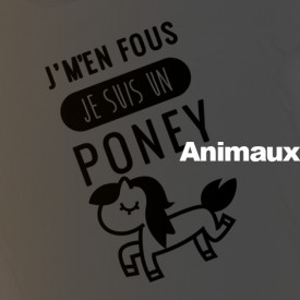 T-shirts Animaux